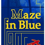 Debra H. Goldstein – Maze in Blue