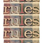 5 Rules Every New Author Should Follow